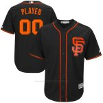 Camiseta San Francisco Giants Personalizada Ngero
