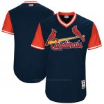 Camiseta Beisbol Hombre St. Louis Cardinals 2017 Little League World Series Azul