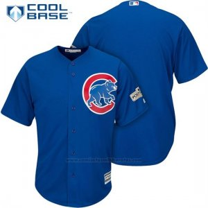 Camiseta Beisbol Hombre Chicago Cubs 2017 Postemporada Cool Base