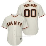Camiseta San Francisco Giants Personalizada Blanco