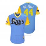 Camiseta Beisbol Hombre Rays C.j. Cron 2018 Llws Players Weekend Big Fella Light Toronto Blue Jays