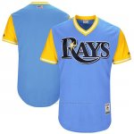 Camiseta Beisbol Hombre Tampa Bay Rays 2017 Little League World Series Azul