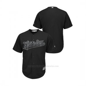 Camiseta Beisbol Hombre Chicago White Sox 2019 Players Weekend Replica Negro