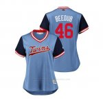Camiseta Beisbol Mujer Minnesota Twins Bobby Wilson 2018 Llws Players Weekend Beedub Light Toronto Blue Jays