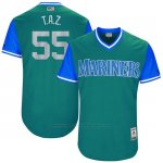 Camiseta Beisbol Hombre Seattle Mariners 2017 Little League World Series Tony Zych Aqua