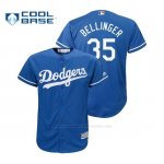 Camiseta Beisbol Nino Los Angeles Dodgers Cody Bellinger Cool Base Royal