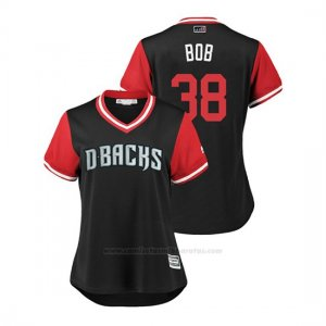 Camiseta Beisbol Mujer Arizona Diamondbacks Robbie Ray 2018 Llws Players Weekend Bob Negro