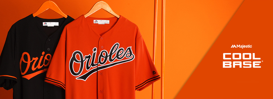 Camisetas MLB Baltimore Orioles
